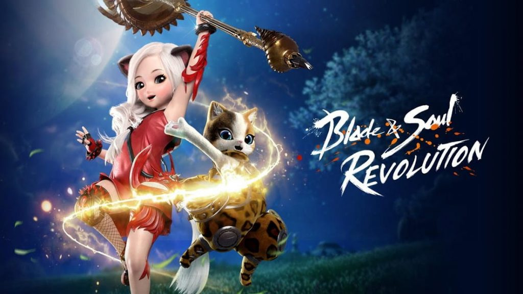 game mobile blade and soul