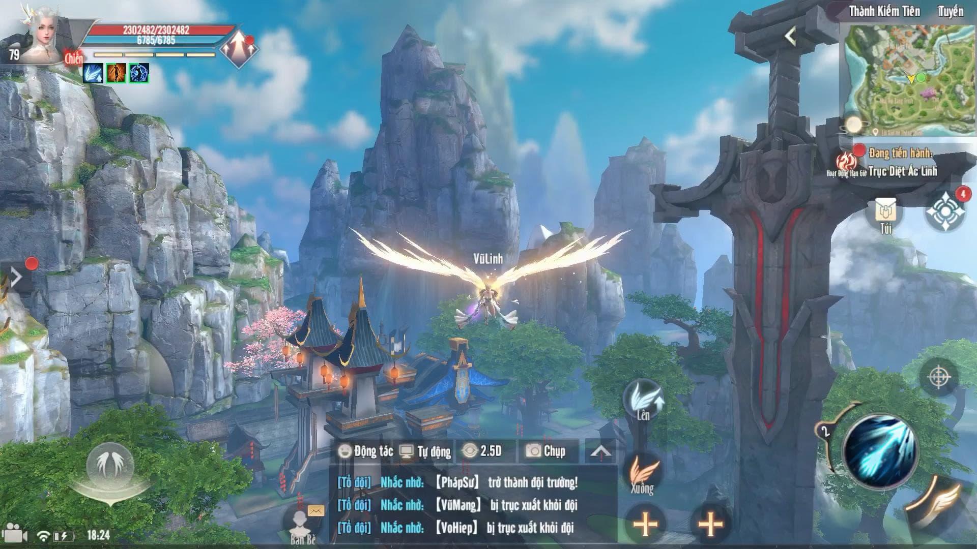 game online cày cuốc 3d Perfect World