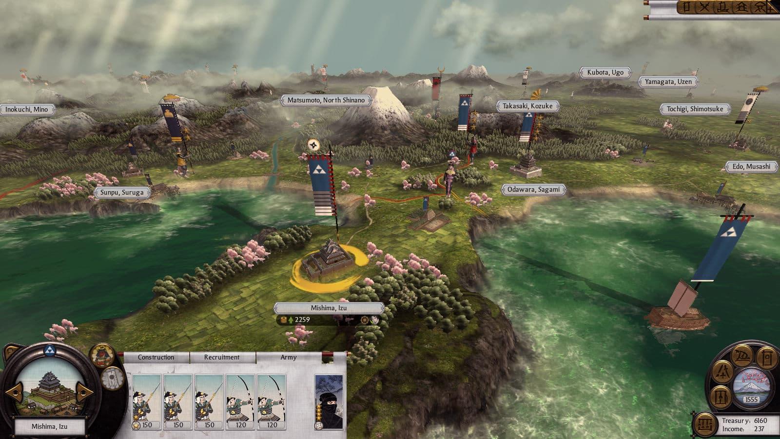dòng game chiến thuật lấy bối cảnh chiến tranh