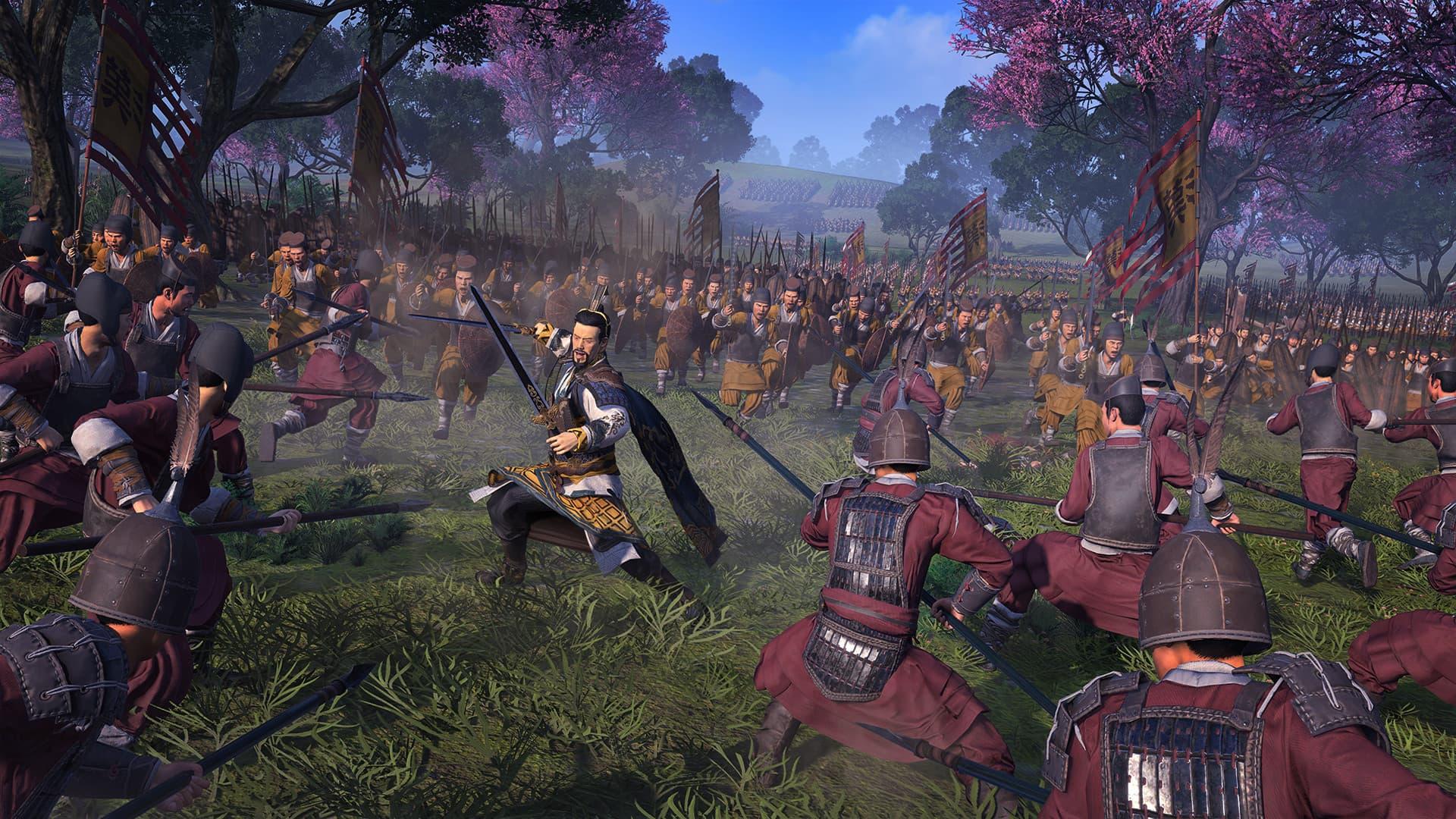 game chiến thuật Total War: Three Kingdoms