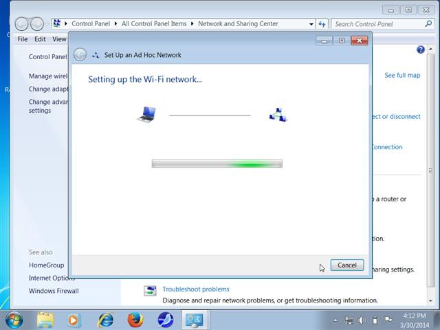 Hướng dẫn cách phát Wifi trên Laptop không cần phần mềm