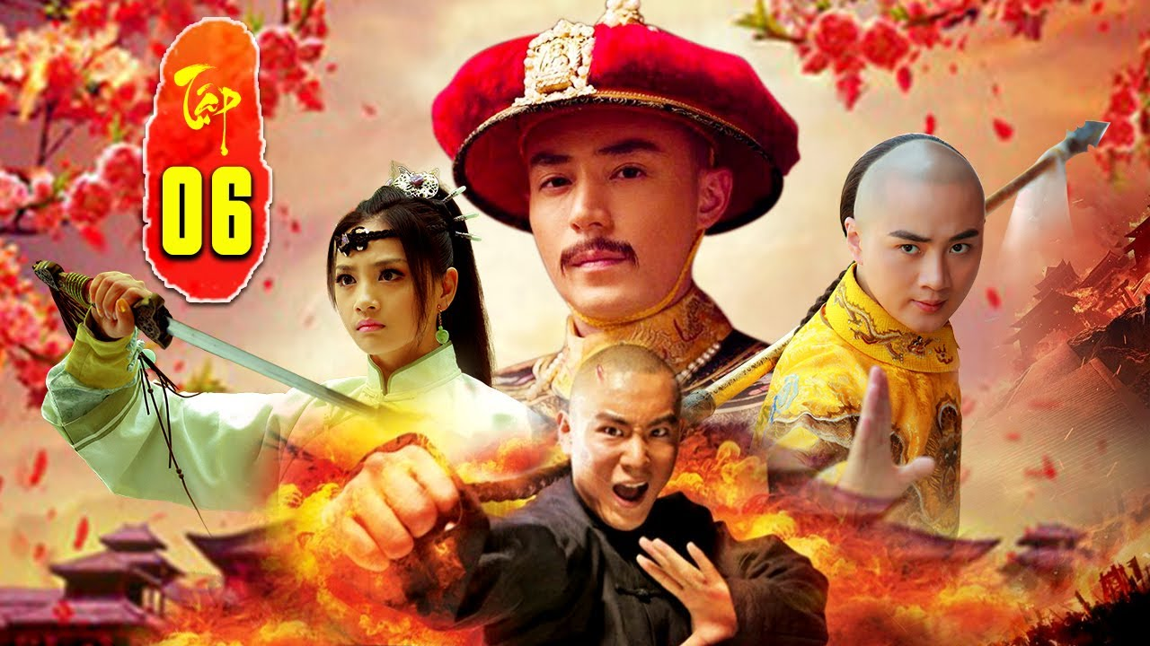 PHIM MỚI HAY 2021   CÀN LONG TRUYỀN KỲ - Tập 6   Phim Bộ Trung Quốc Hay Nhất 2021