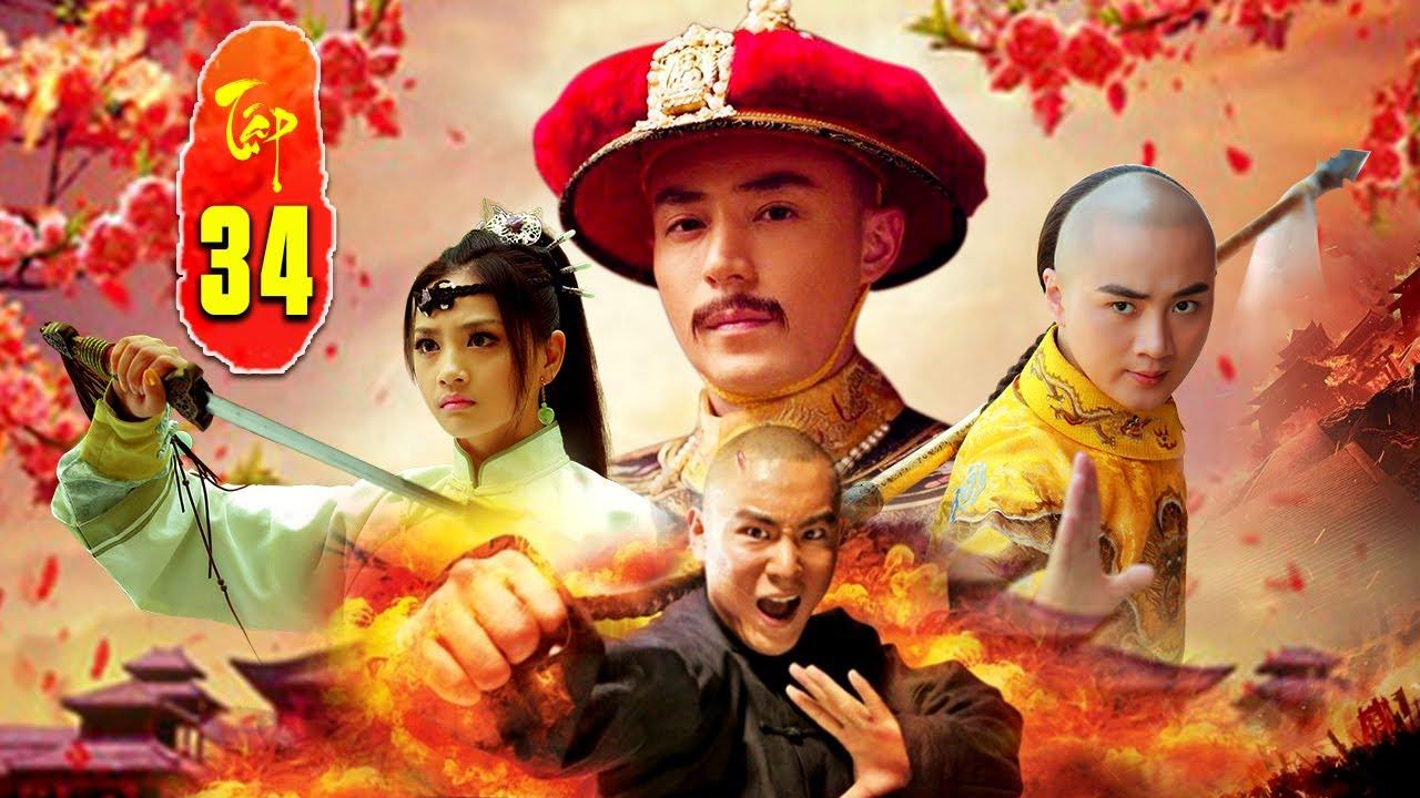 PHIM MỚI HAY 2021   CÀN LONG TRUYỀN KỲ - Tập 34   Phim Bộ Trung Quốc Hay Nhất 2021