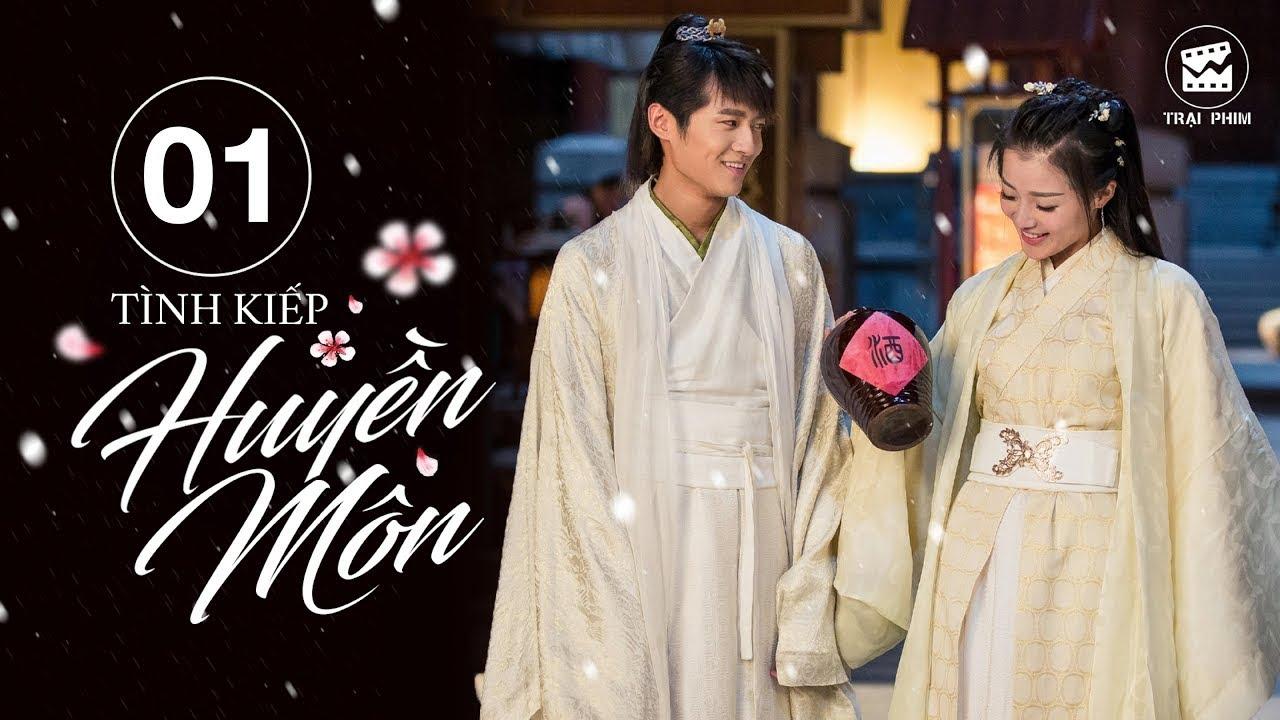 Phim Kiếm Hiệp 2021 | TÌNH KIẾP HUYỀN MÔN - Tập 01 | Phim Bộ Trung Quốc Hay Nhất 2020