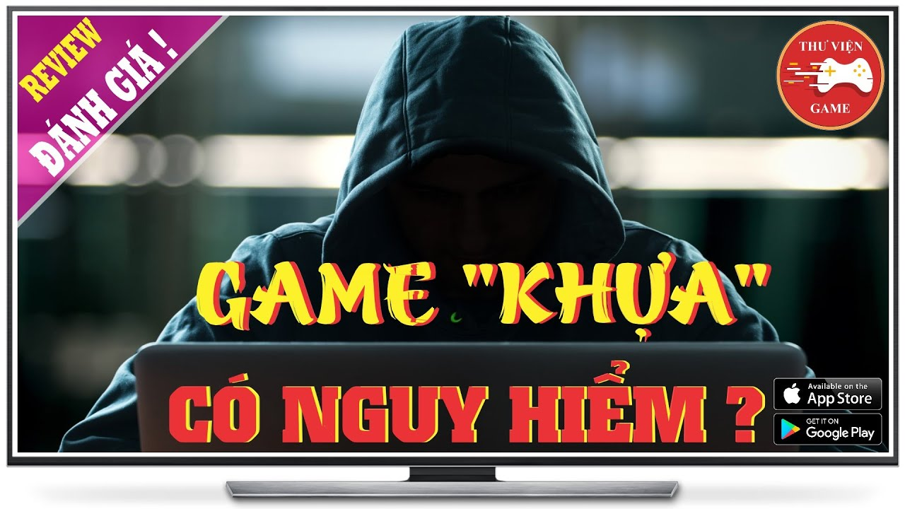 ETC || GAME, ỨNG DỤNG TRUNG QUỐC có NGUY HIỂM KHÔNG? || Thư Viện Game
