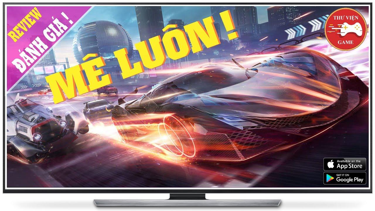 NEW GAME || Ace Racer - Asphalt, ZingSpeed,... XƯA RỒI || Thư Viện Game