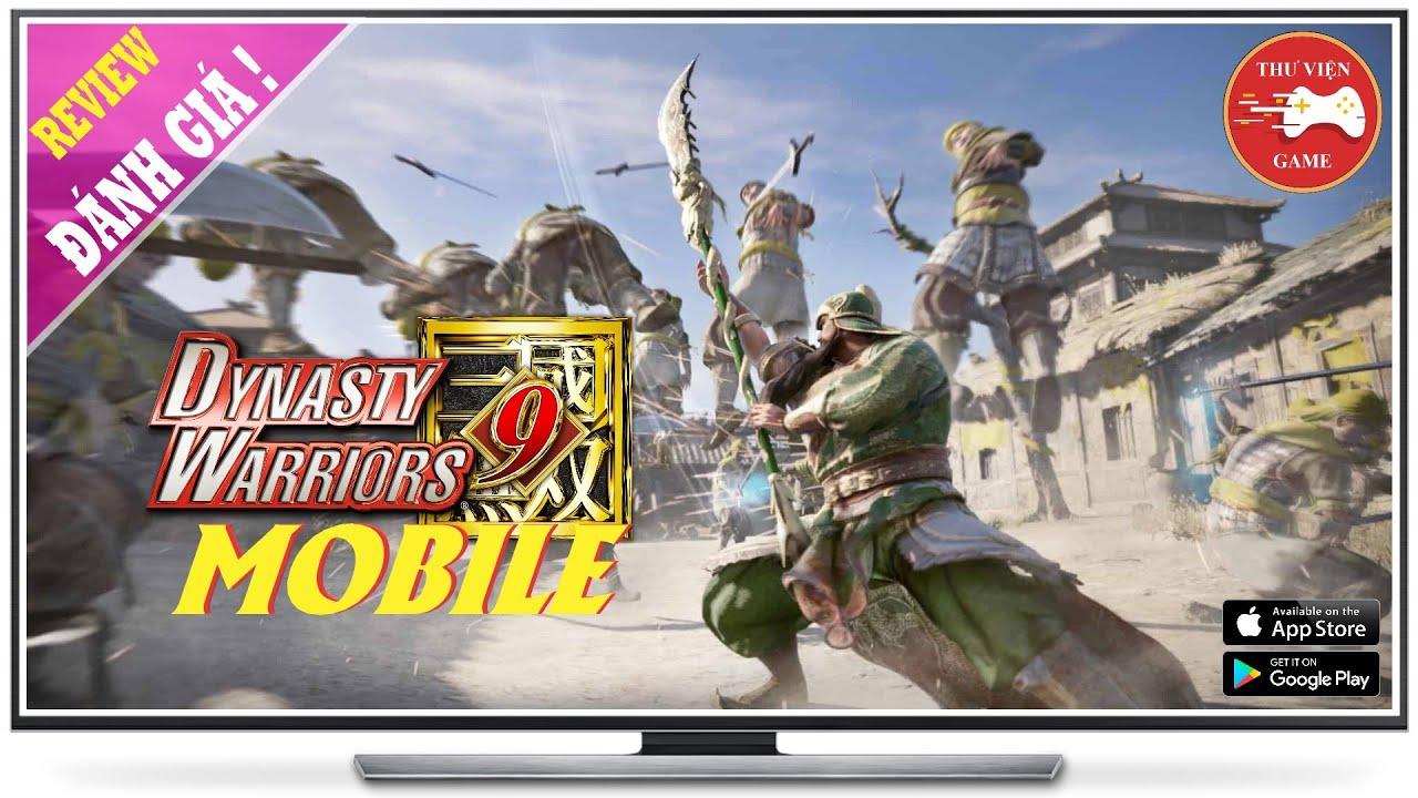 NEW GAME || Dynasty Warriors: Dominate (Tân Tam Quốc Vô Song Bá) - Ngon VL || Thư Viện Game