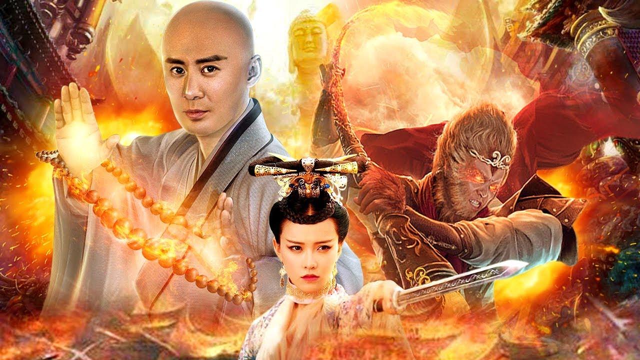 PHIM CHIẾU RẠP 2021 | TÔN NGỘ KHÔNG : ĐẠI CHIẾN NỮ VƯƠNG QUỐC  | Phim Chiếu Rạp Hay Nhất 2021