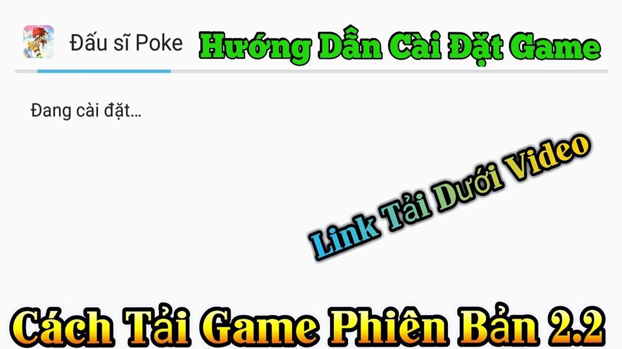 Cách Tải Game Pokemon Phiên Bản Mới Nhất 2.2 - New Game Theory Update