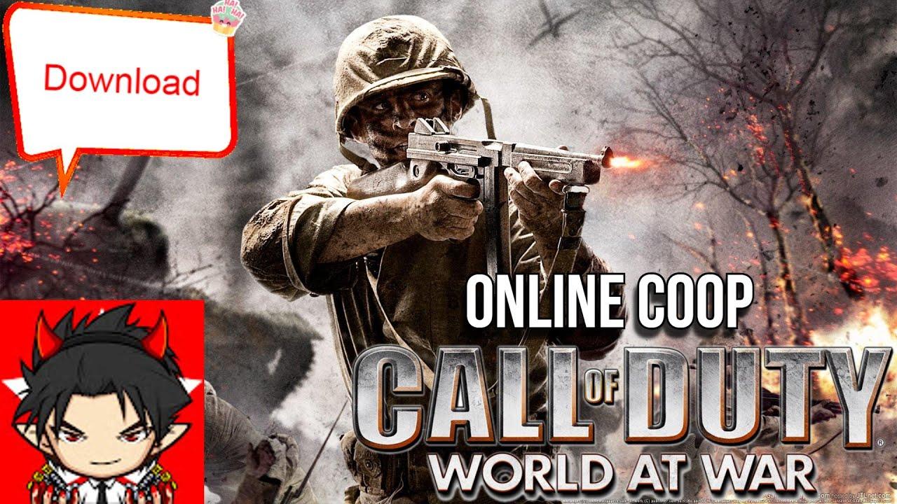 Cách tải và cài đặt Call Of Duty World At War Online | BãoTV
