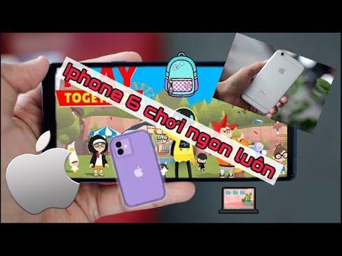 Chơi play together trên iphone 6 - Fix lỗi văng game play together cho ios iphone  #playtogether