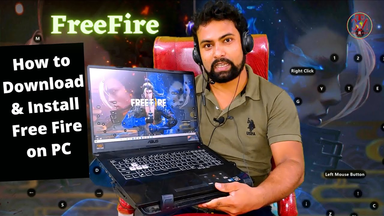Free Fire Game Download for PC 2020, without Bluestacks, PUBG Replacement Game, Free fire, PUBG BAN.
