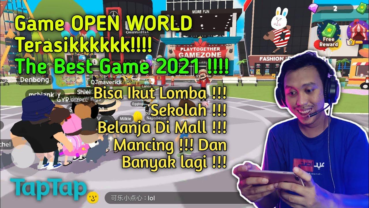 Game Open World Terbaik!!! Mirip The Sims dan Bisa Keliling - Play Together Gameplay (Android/iOS)