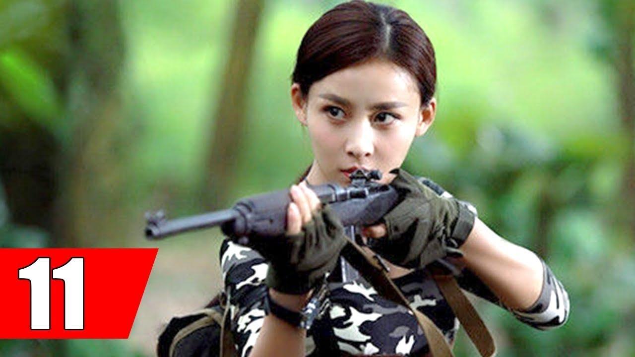 Sát Thủ Rừng Xanh Tập 11 | Phim Bộ Trung Quốc Hành Động Mới Hay Nhất Lồng Tiếng