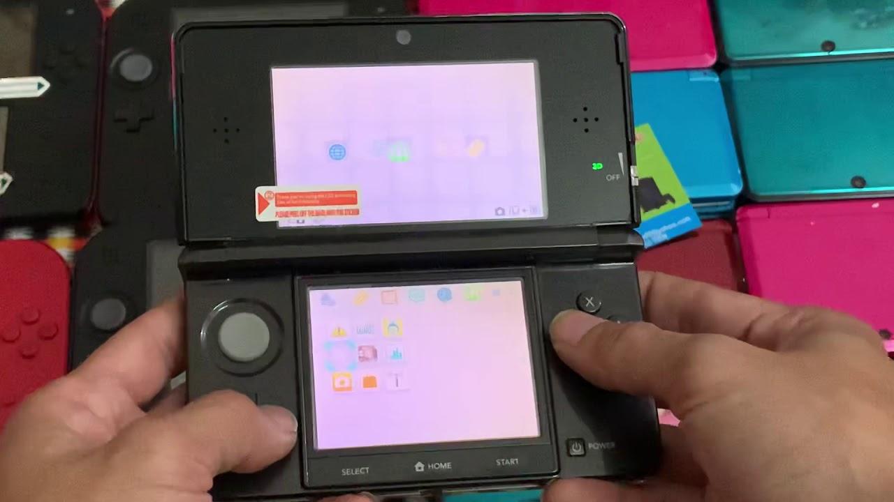 cài game tải game cho 2ds 3ds new 3ds...hướng dẫn cài game xoá game cho máy hack